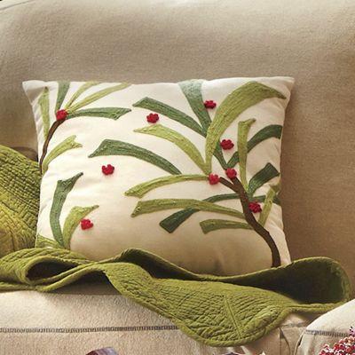 Evergreen Pillow