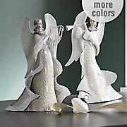 angel musician figurines