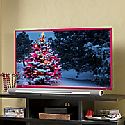 led 40  led tv with dvd player