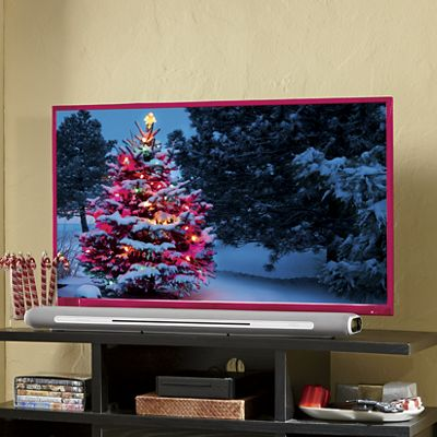 """40"""" LED TV with DVD Player"""