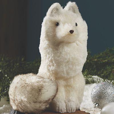 Arctic White Fox