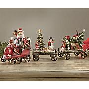 3-Piece Holiday Figurine