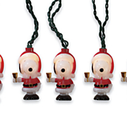 Rudolph and Peanuts Licensed Light Sets
