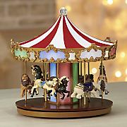 Jubilee Carousel by Mr. Christmas