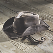 wide brim outback hat