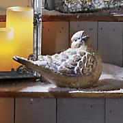 terra cotta bird