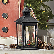 flickering led lantern