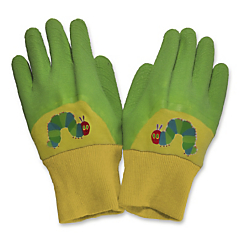 the very hungry caterpillar gardening gloves