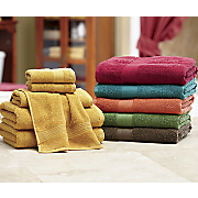 Traditions Oversized 6 pc Towel Set