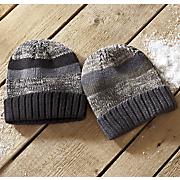 classic cuffed knit cap