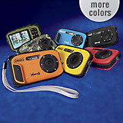 xtreme3 digital waterproof camera by coleman