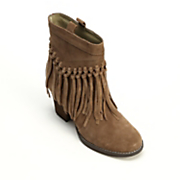 Fringe Bootie by Sbicca