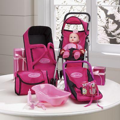 8-Piece Baby Accessories Set