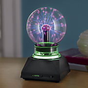 sound sensitive plasma ball