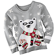 polar bear sweater 149