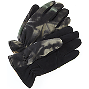 men s deerskin suede fleece gloves