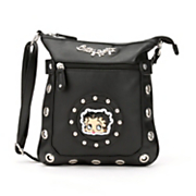 Betty Boop Side Bag