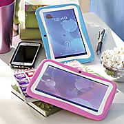 7-Inch Quad-Core Tablet with Android 4.4 For Kids by Munchkinz