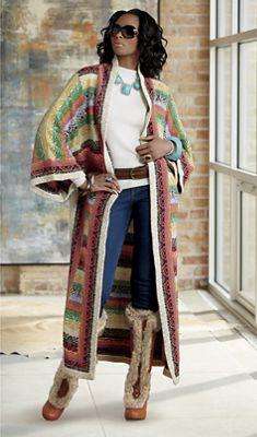 Calliope Long Sweater