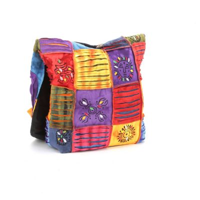 Peace, Love and Happiness Bag