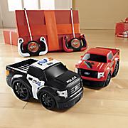 set of 2 remote control ford f150 trucks