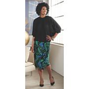 stefanya blouse and geraldine skirt