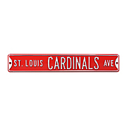 mlb street sign