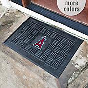 MLB Rubber Doormat
