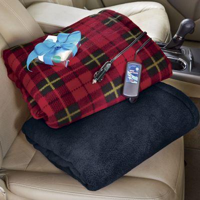 12-Volt Heated Car Blanket