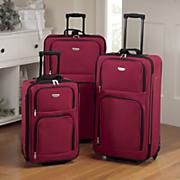 3 piece expandable luggage set