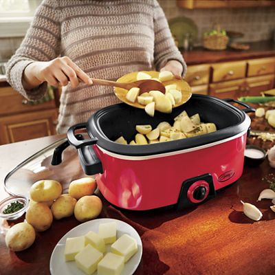 Ginny's Brand 6-Qt. Slow Cooker