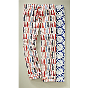 flannel pattern pant