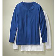 knit slumber shirt