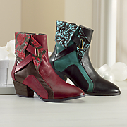 makeover bootie by spring footwear