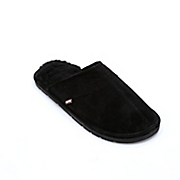 fleece moccasin slipper by steve harvey