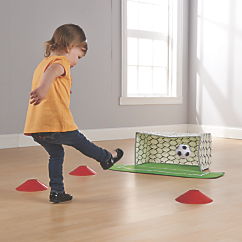 indoor soccer set