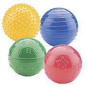 multi sensory balls 4 pack