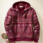 nordic hoodie