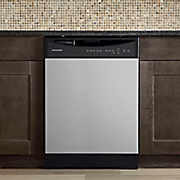 24  built in dishwasher by frigidaire