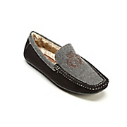 men s heringbone moccasin by steve harvey
