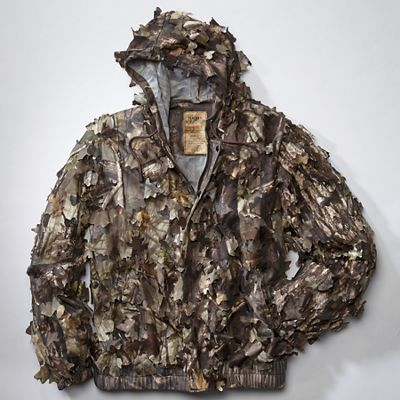 2-Piece Leafy Suit Set and Mask