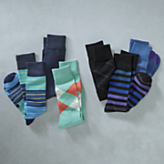 3-Pair of Socks by Stacy Adams