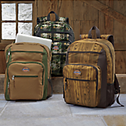 double deluxe backpack by dickies