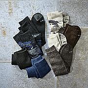 4 pair all season socks by dickies