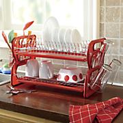 2 tier dish rack 63
