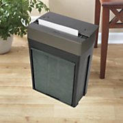 crosscut 8 sheet paper shredder by royal