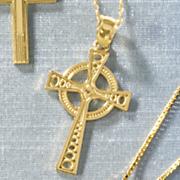 cross pendant 103