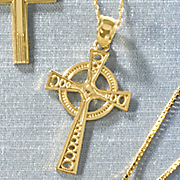 cross pendant 103