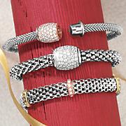 sterling silver magnetic clasp bracelets