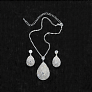 raven jewelry set